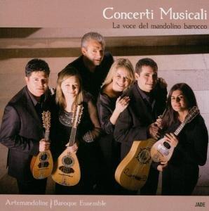 Concerti Musicale-La voce del mandolina barocco