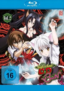 Highschool DXD BorN - Blu-ray 2