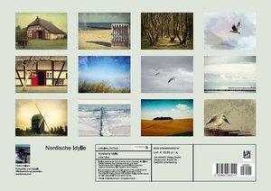 Hultsch, H: Nordische Idylle (Posterbuch DIN A3 quer)