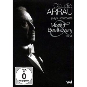 Claudio Arrau plays Mozart,Beethoven