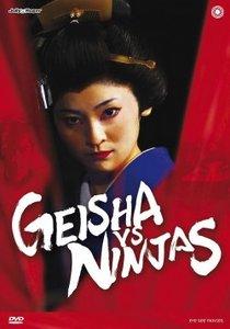 Geisha vs. Ninja