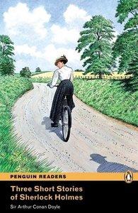 3 Short Stories of Sherlock Holmes