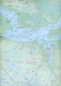 Nunavut Travel Maps 1 : 1 850 000