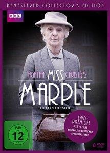 Miss Marple - Die komplette Serie mit allen 12 Filmen [Remastere