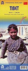 Tibet 1 : 1 680 000