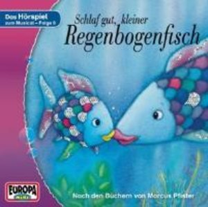 06/Schlaf gut,kleiner Regenbogenfisch