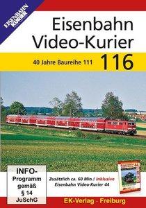 Eisenbahn Video-Kurier 116