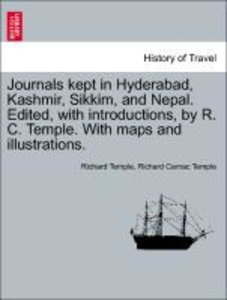 Journals kept in Hyderabad, Kashmir, Sikkim, and Nepal. Edited,