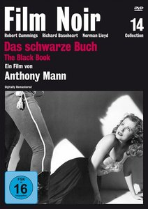 Film Noir Collection 14: Das schwarze Buch