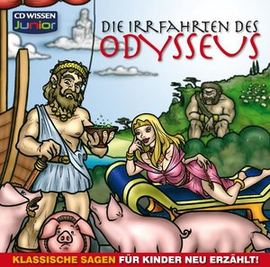Die Irrfahrten des Odysseus. CD