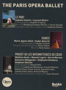 Le Parc/Signes/Proust