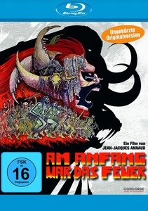 Am Anfang was das Feuer (Blu-ray)
