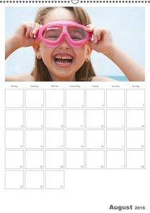 So ein Spaß - Kinderlachen (Wandkalender 2016 DIN A2 hoch)