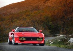 Ferrari 288 GTO (Posterbuch DIN A3 quer)