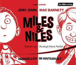 (1)Miles & Niles-Hirnzellen Im Hinterhalt
