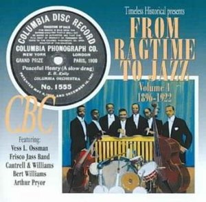 From Ragtime To Jazz Vol.4 1896-1922