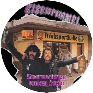 Sexmaschinen Tanken Super (lim.pic.LP)