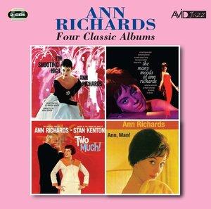 Ann Richards-Four Classic Albums