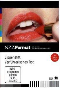 Lippenstift. Verführerisches Rot