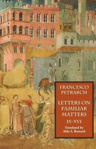 Letters on Familiar Matters (Rerum Familiarium Libri), Vol. 2, B