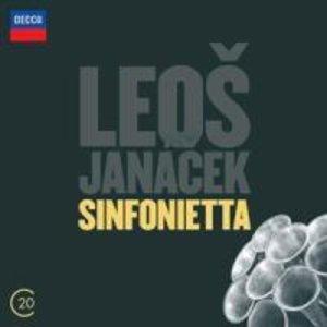 Sinfonietta,Taras Bulba,Lachian Dances