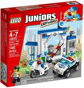 LEGO® Juniors 10675 - Polizeiwache