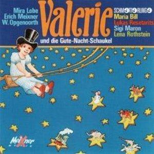 Lobe, M: Valerie und die Gute-Nacht-Schaukel - Audio-CD