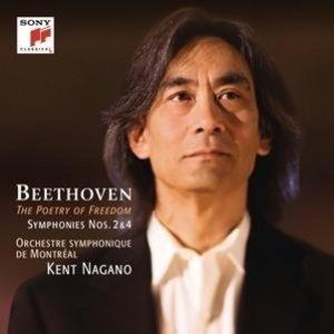 Beethoven: Sinfonien 2 & 4