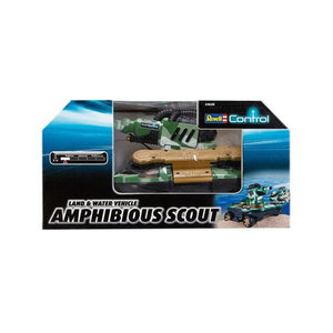 Revell Control 24630 - RC Amphibious Scout, Amphibien Panzer, Lä