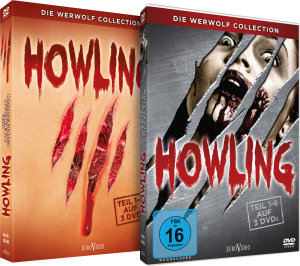 Howling - Die Werwolf Collection