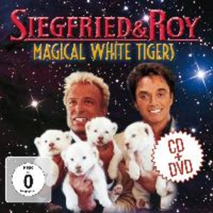 Magical White Tigers 2CD+DVD