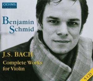Complete Works For Violin
