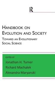Handbook on Evolution and Society