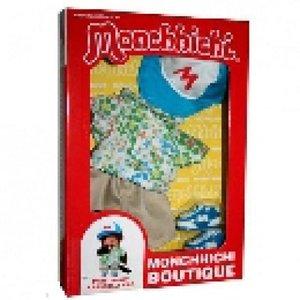 Monchhichi Boutique Shirt + Cap für 20 cm