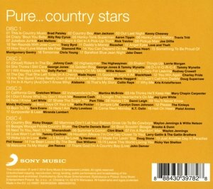 Pure...Country Stars