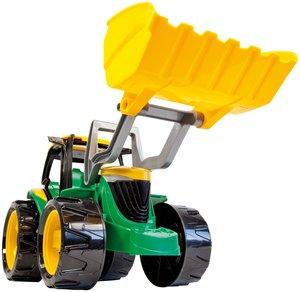 Simm 02079 - Starke Riesen: Traktor mit Frontlader, 62 cm