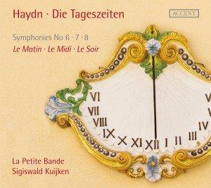 Sinfonien 6-8 (Die Tageszeiten)