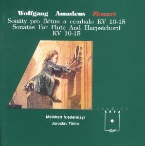Sonaten für Flöte und Cembalo