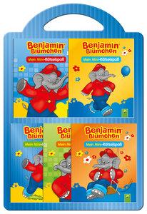 Benjamin Blümchen- 5 Minibücher im Set