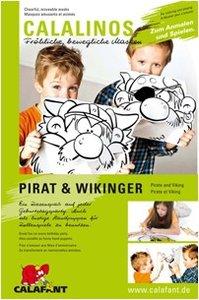 Calafant F3202X - Masken: Pirat und Wikinger
