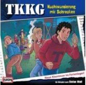 TKKG 175. Nachtwanderung mit Schrecken