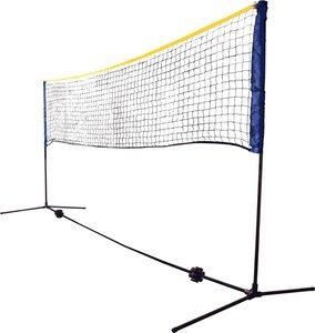 Donic-Schildkröt: Kombi Netz Set, für Badminton oder Volleyball,