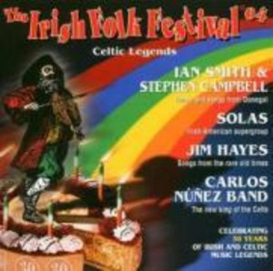 Irish Folk Festival 2004-Celtic Legends