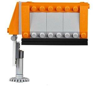 LEGO® City 60083 - Schneepflug
