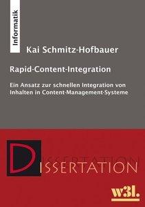 Rapid-Content-Integration