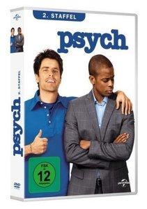 Psych Season 2