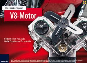 Das Franzis Lernpaket V8-Motor