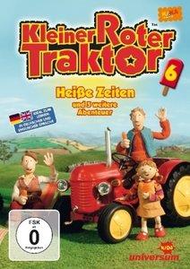 Kleiner Roter Traktor 6:Heiße Zeiten und 5 weitere