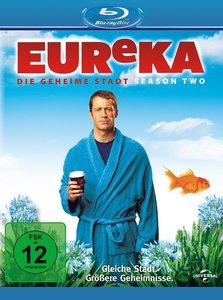 EUReKA - Season 2