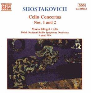 Cellokonzerte 1+2
